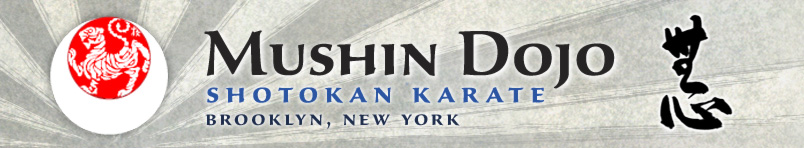 Mushin Dojo Shotokan Karate Brooklyn NY